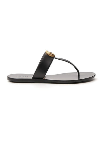 Gucci Double G Sandals