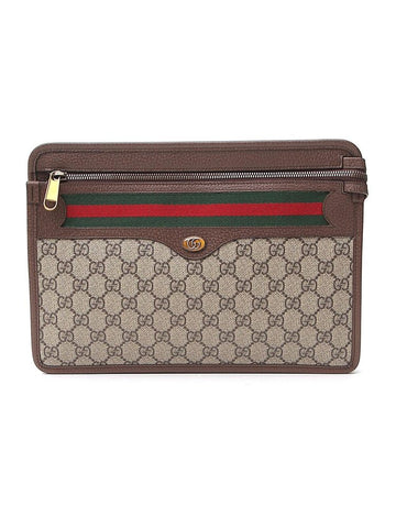 Gucci Ophidia Clutch Bag