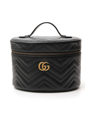 Gucci GG Logo Make Up Bag