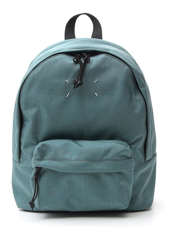 Maison Margiela Stitch Detail School Backpack