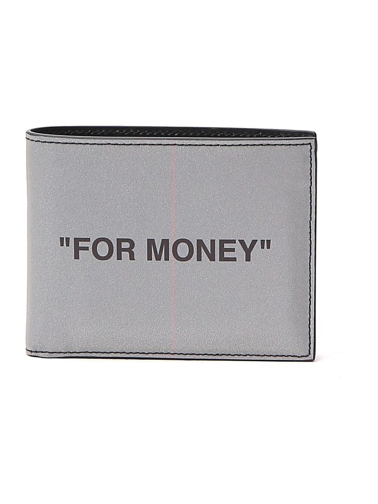Off-White Quote Wallet