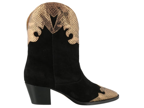 Paris Texas Embellished Boots