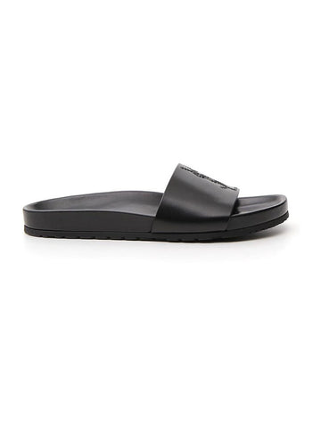 Saint Laurent YSL Monogram Slides