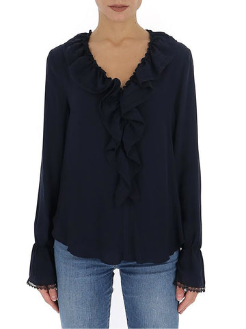 See By Chloé Jabot Blouse
