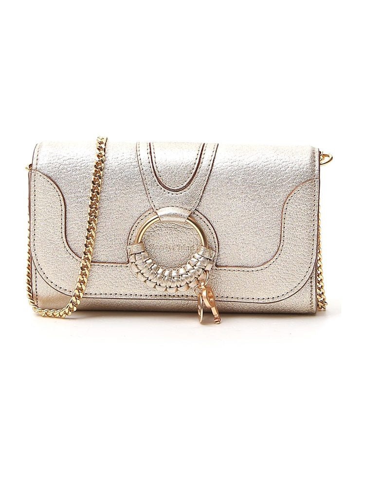 See By Chloé SEE BY CHLOÉ HANA CHAIN WALLET