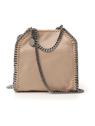 Stella McCartney Falabella Tiny Chain Tote Bag