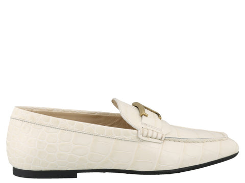 Tod's Buckle Loafers