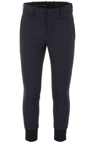 Neil Barrett Classic Tapered Trousers