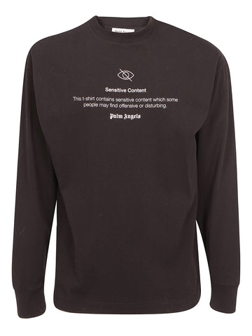 Palm Angels Sensitive Content Jumper