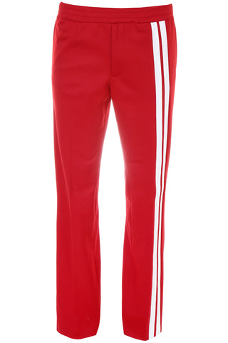 Valentino Stripe Sweatpants
