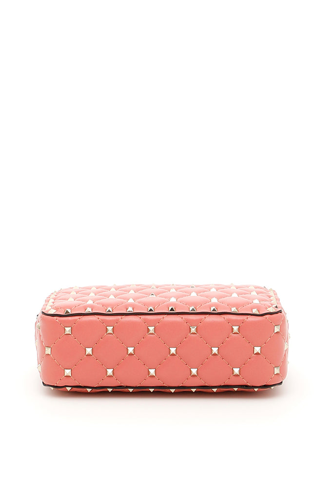 Exclusive Cheap Online Discount Shopping Online Rockstud Spike Camera Bag - Only One Size / Tropical Valentino Fashionable TDemo
