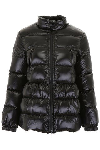Red Valentino Back Print Down Jacket