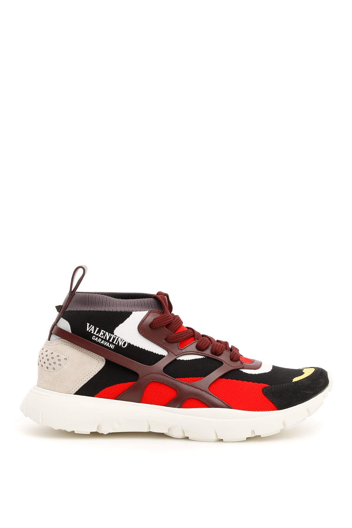 VALENTINO GARAVANI SOUND HIGH SNEAKERS