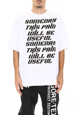 Lanvin Lettered T-Shirt