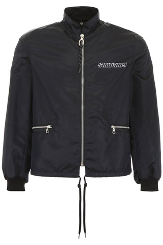 Lanvin Someday Zip-Front Jacket