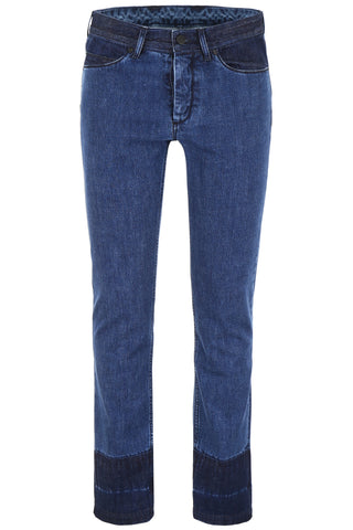 Lanvin Dark Wash Jeans
