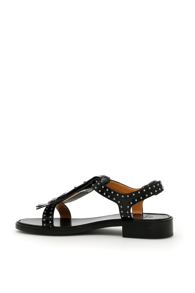 Church's fringed studded sandals outlet real view cheap price discount wholesale price free shipping new sale lowest price T05MI4Yfg8
