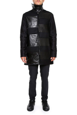 Rick Owens Coated Denim Coat