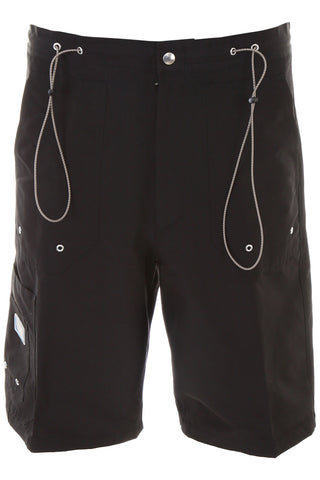 Lanvin Cotton Blend Bermuda Shorts