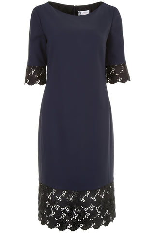 Lanvin Lace Detail Dress
