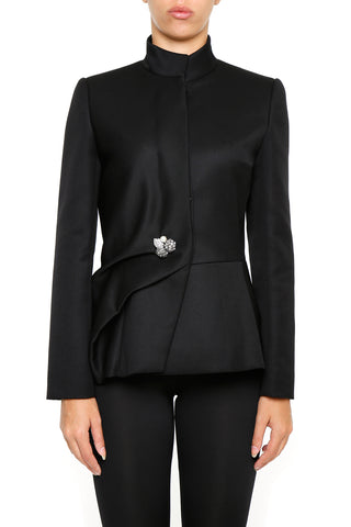 Lanvin High-Neck Jacket