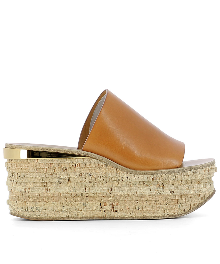 826261be91 Chloé Camille Wedge Sandals