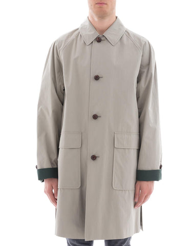 Burberry Gabardine Coat