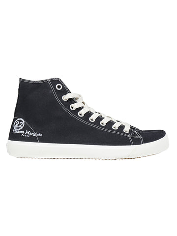 Margiela High-Top Lace-Up Sneakers