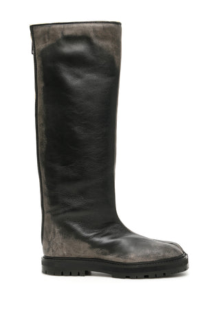 Maison Margiela Tabi Knee-High Boots