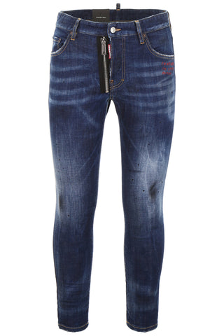 Dsquared2 Faded Jeans