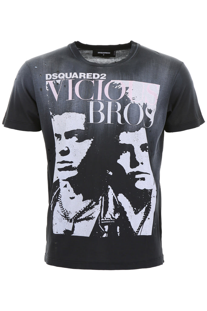 Dsquared2 Tops DSQUARED2 VICIOUS BROS T