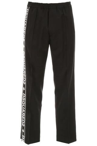 Dsquared2 Logo Band Trousers