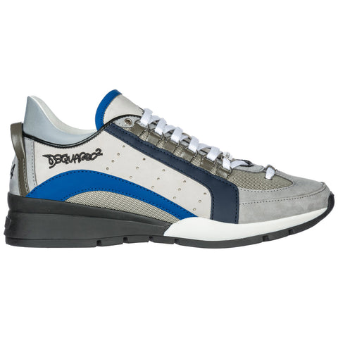 Dsquared2 551 Colour Contrast Sneakers