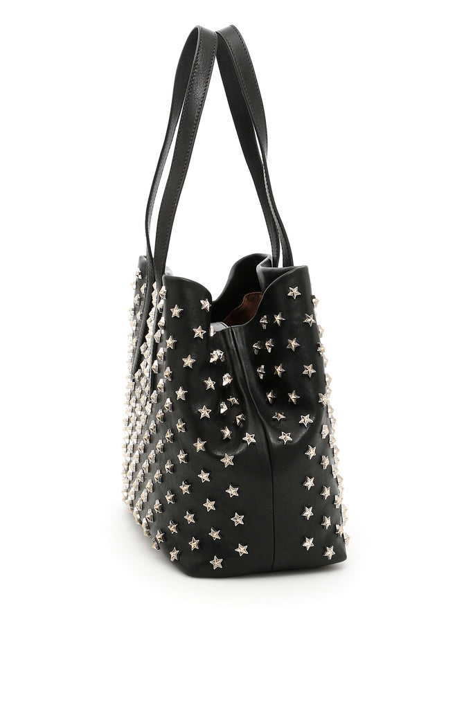 531672d2f Jimmy Choo Sofia Medium Star Studded Tote Bag – Cettire