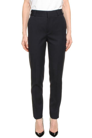 Saint Laurent Trim Detail Tuxedo Pants
