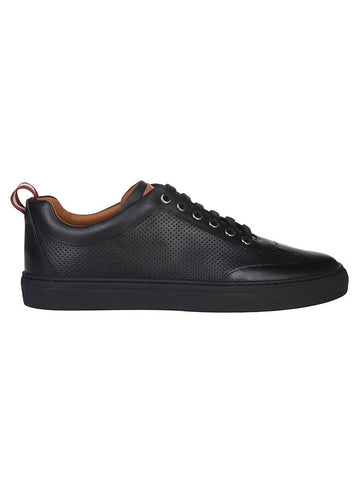 Bally Hendrik Perforated Trainers