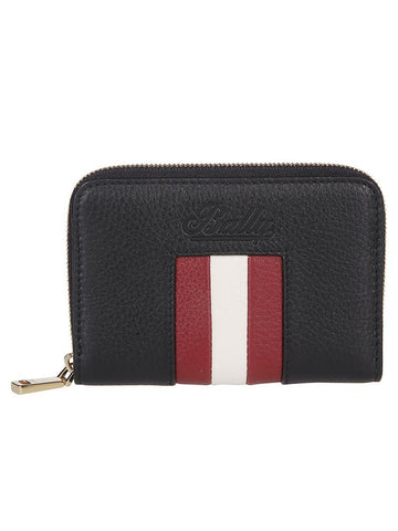 Bally Torrin Striped Wallet