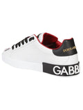 Dolce & Gabbana Portofino Low Top Sneakers