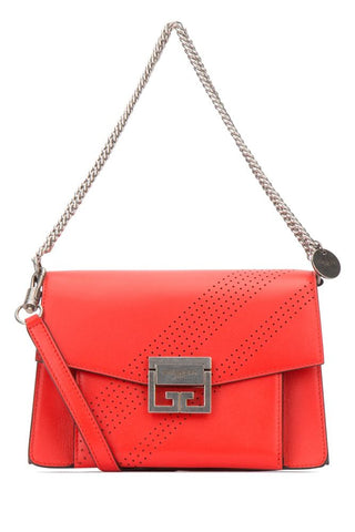 Givenchy GV3 Perforated Shoulder Bag
