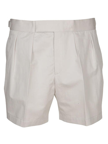 Neil Barrett Pleated Shorts