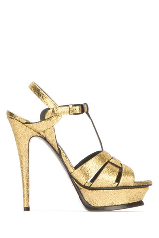 Saint Laurent Iconic Tribute Sandals