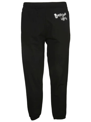 Versus Logo Printed Trackpants