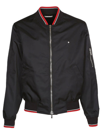 76942df0b7cb7 Dior Homme Zip Up Bomber Jacket