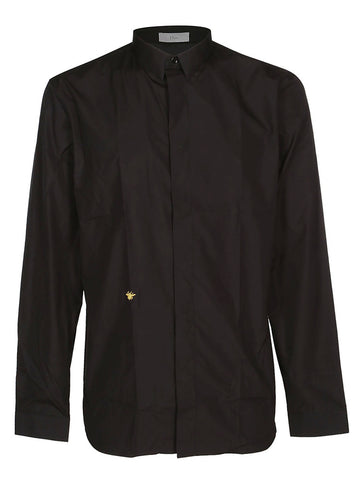 Dior Homme Bee Embroidered Shirt