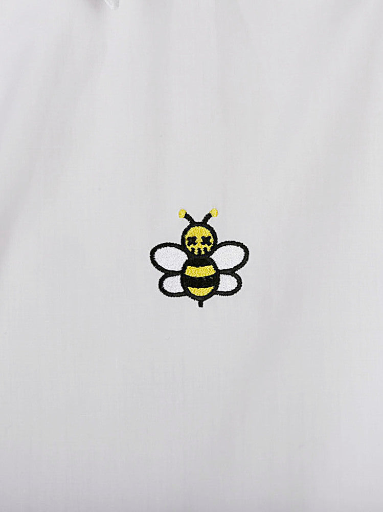 66b5fbd3 Dior Homme X Kaws Bee Patch Shirt – Cettire
