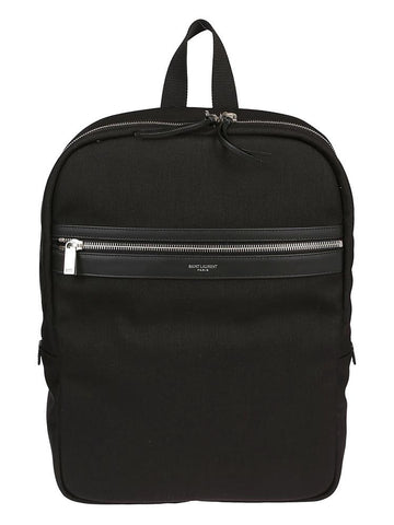 Saint Laurent Zipped Backpack
