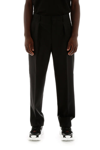 Valentino Darted Straight Fit Pants