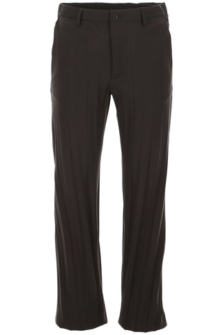 Valentino Oversized Pleated Pants