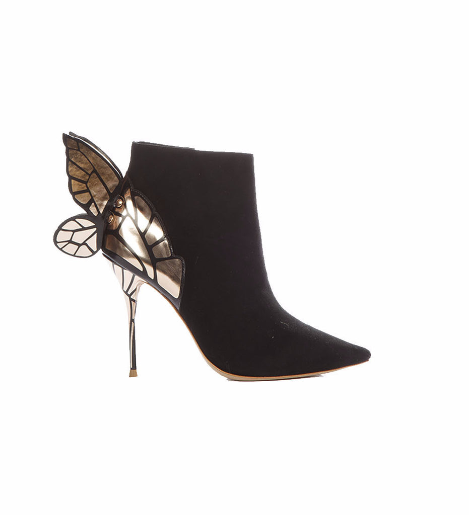 Sophia Webster 'Chiara' Suede Ankle Boots