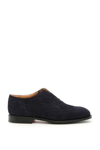 Church's Lace-Up Suede Brogues